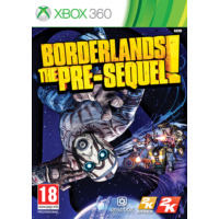 X360 Borderlands The Presequel
