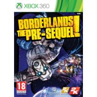 X360 Borderlands The Presequel