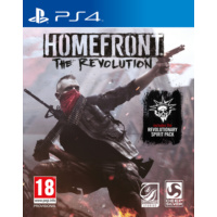 Deep Silver Homefront The Revolution PS4