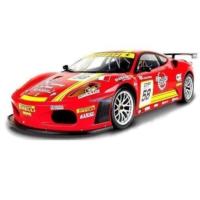 MJX 1:10 Ferrari F430 Şarjlı Uzaktan Kumandalı Araba