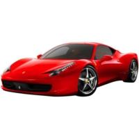 MJX 1:10 Ferrari F458 Şarjlı Uzaktan Kumandalı Araba