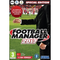 Sega Pc Football Manager 2017 Specıal Edıtıon