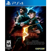 Capcom PS4 Resident Evil 5