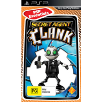 Sony Psp Secret Agent Clank
