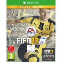 Ea Xbox One Fifa 17 Deluxe Edition