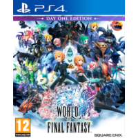 Square Enix Ps4 World Of Final Fantasy