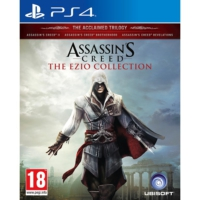 Ubisoft Ps4 Assassins Creed The Ezio Collection