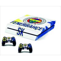 Stickermarket Ps4 Fenerbahçe Sticker Seti