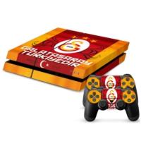 Stickermarket Ps4 Galatasaray Sticker Seti