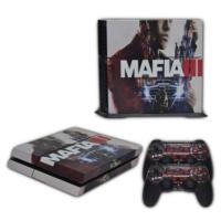 Mafia 3 Ps4 Sticker