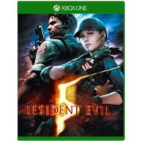 Resident Evil 5 Xbox One Oyun