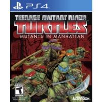 Teenage Mutant Ninja Turtles Ps4 Oyun