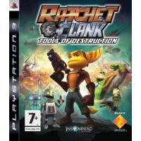 Ratchet Clank Tools Of Destruction Ps3