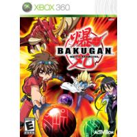 Bakugan Battle Brawlers Xbox 360