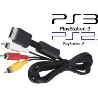Alfais AL-4620 Sony Playstation Ps3 Ps2 Av Tv Kablosu