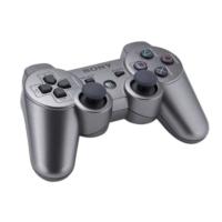 Sony Gümüş Gri PS3 Oyun Kolu - Wireless Controller