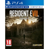 Ps4 Resident Evil 7 Biohazard Ps Vr
