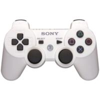 Sony Ps3 Kablosuz Beyaz Oyun Kolu - Wireless Dualshock - Joystick
