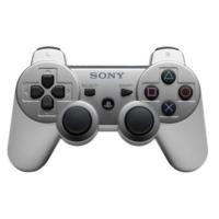 Sony Ps3 Kablosuz Gümüş Oyun Kolu - Wireless Dualshock - Joystick