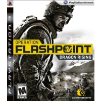 Flashpoint Dragon Rising Ps3
