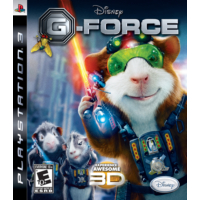 Disney G Force Ps3