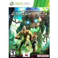 Enslaved Odyssey To The West Xbox 360