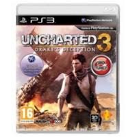 Sony Pal 2. Bölge Türkçe Uncharted 3 Drake's Deception Ps3