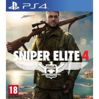Ps4 Sniper Elite 4 İtalia