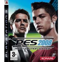 Pro Evolution Soccer 2008 Pes 2008 Ps3
