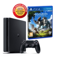 Ps4 1 Tb Slim + Horizon Bundle Eurasia 2016B Sony Playstation