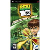 Thq Ben 10 - Protector Of Earth Psp Oyun