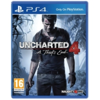 Naughty Dog Uncharted 4: A Thief's End Ps4