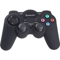 Defender Wired Gamepad Game Racer Turbo Rs3 - 64251