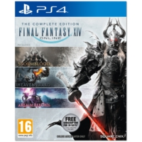 Final Fantasy XIV The Complete Edition PS4