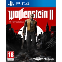 Wolfenstein Iı The New Colossus Ps4