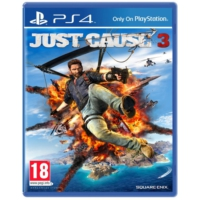 Just Cause 3 Ps4 Playstation 4 Oyun