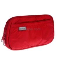 Ps Vita Red Protective Ultra Soft Koruma Çantası Cepli