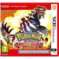 Nintendo 3DS Pokemon Omega Ruby (PAL Versiyon)