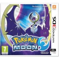 Nintendo 3DS Pokemon Moon (PAL Versiyon)