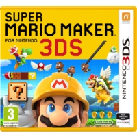 Nintendo 3DS Super Mario Maker (PAL Versiyon)