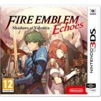 Nintendo 3DS Fire Emblem Echoes: Shadows of Valentia (PAL Versiyon)
