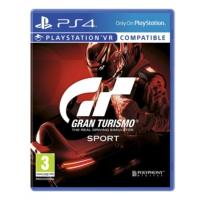 Gran Turismo Gt Sport Ps4 (Vr Destekli)