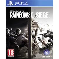Ubisofttom Clancys Rainbow Six Siege Ps4