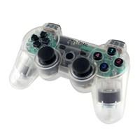 Trilogic Gbt809 Ps3 Bluetooth Çift Titreşim Şeffaf Tasarım Kablosuz Oyun Kolu