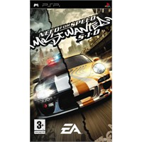 Nfs Most Wanted PSP