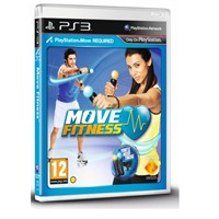 Move Fitness Move Uyumlu PS3
