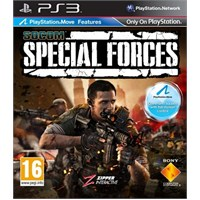 SOCOM Special Forces Move Uyumlu Ps3