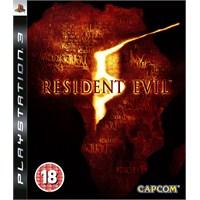 Resident Evil 5 Ps 3