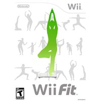 Wii Fit Solus + MADCATZ Nunchuck + Wii Axcess Silicon