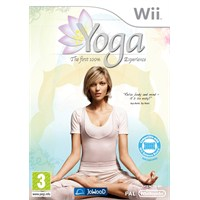 Wii YOGA + MADCATZ Nunchuck + Wii Axcess Silicon Wii